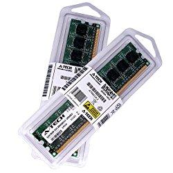 8GB Kit (4GBx2) DDR3 PC3-10600 DESKTOP Memory Modules (240-pin DIMM, 1333MHz) Genuine A-Tech Brand