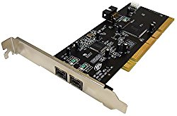 Adesso 2-Port PCI 1394b FireWire Card Components API-811