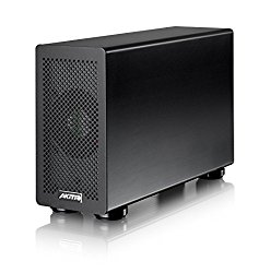 Akitio Thunder2 PCIe Box – Not intended for the use of Graphic Cards