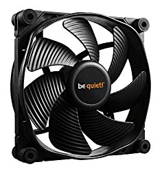 be quiet! BL066 SILENTWINGS 3 PWM 120mm 1450RPM 50.5CFM 16.4DBA Cooling Fan