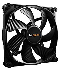 be quiet! BL067 SILENTWINGS 3 PWM 140mm 1000RPM 59.5CFM 15.5DBA Cooling Fan