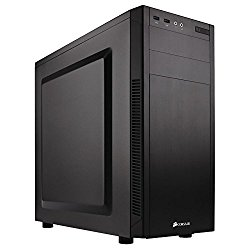 Corsair Carbide Series 100R Silent Edition Quiet Mid Tower Case
