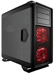 Corsair Graphite Series 760T Full Tower Windowed Case – Black