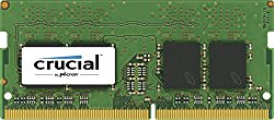 Crucial 8GB DDR4 2400 MT/S (PC4-19200) SODIMM 260-Pin Memory (CT8G4SFS824A)