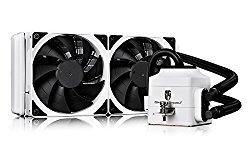 DeepCool CPU Liquid Cooler (CAPTAIN 240 EX WHITE)