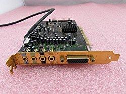 Dell CT602 Creative SB0460 Sound Blaster X-Fi Xtreme Music 7.1 Channel PCI Sound Card