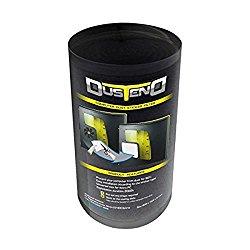 DustEND G3 – Premium dust filter material for PC case/fan 950x155x5mm (Black)
