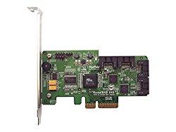 HighPoint RocketRAID 640L  Internal 4 SATA Port PCI-Express 2.0 x4 SATA 6Gb/s RAID Controller -Lite Version