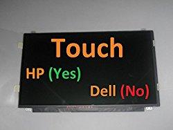 HP TouchSmart 15-AC 15-AC121DX B156XTK01.0 15.6″ LCD SCREEN DISPLAY TOUCH