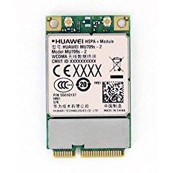 Huawei MU709s-2-minicard UMTS/HSPA USB 2.0, UART PCIe Minicard Multi-Carrier