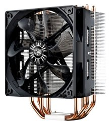 Hyper 212 EVO – CPU Cooler with 120mm PWM Fan (AM4 bracket available through Cooler Master USA)