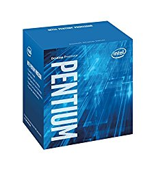 Intel BX80677G4560 7th Gen Pentium Desktop Processors