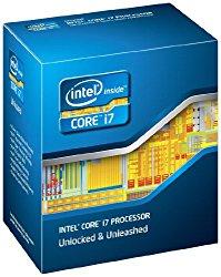 Intel Core i7-2600K Quad-Core Processor 3.4 Ghz 8 MB Cache LGA 1155 – BX80623I72600K