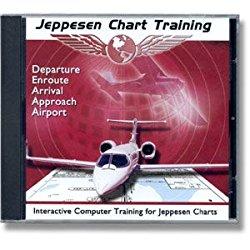 Jeppesen JeppChart Training on CD-ROM JS283266