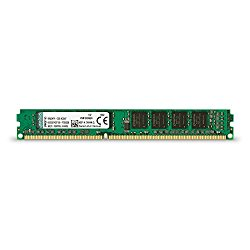 Kingston Technology 4GB 1333 MHz 240-Pin DDR3 SDRAM Memory  Module (KVR13N9S8/4)