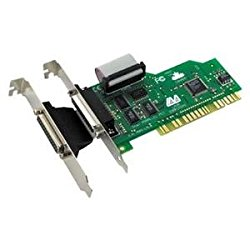 LAVA COMPUTER Dual Parallel Interface Expansion Card for PCI