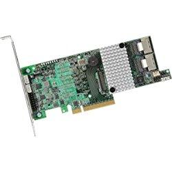 LSI Logic LSI00330 MegaRAID SAS 9271-8i 8Port 6Gb/s PCI Express 3.0 1GB DDR3 Single Controller Card