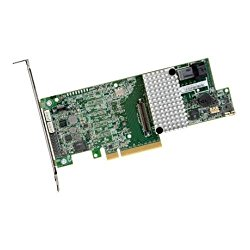 LSI Logic LSI00417 MegaRAID 8-Port SAS 9361-8i SGL PCIE3.0 x8 Card, RAID Supported (LSI LogicLSI00417 )
