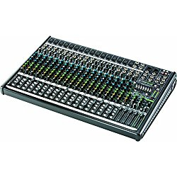 Mackie PROFX22v2 Pro 22 Channel 4 Bus Mixer w Effects and USB+Travel Bag+Cover
