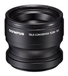 Olympus V321180BW000 TCON T01 – Converter – for Stylus Tough TG-2, TG-2 iHS, TG-3, TG-4, Tough TG-1, TG-1 iHS, TG-3
