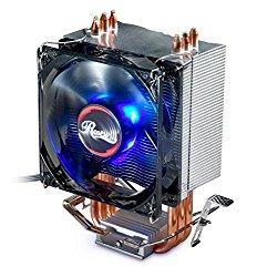 Rosewill CPU Cooler with PWM CPU Cooling Fan & 3 Direct Contact CPU Heatsink Pipes Support Intel i3/i5/i7 CPU Socket LGA 775/1366/1150/1151/1155/1156 & AMD CPU with AMD FM1/FM2/FM2+/AM2/AM2+/AM3/AM3+