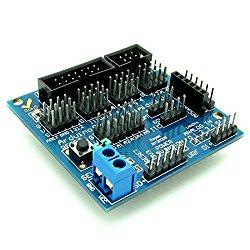 Sensor Shield V5.0 Digital Analog Module Arduino Duemilanove/UNO DA I/O Board