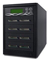 Spartan F07-ISP 7 Target CF/Microdrive Duplicator (Black)