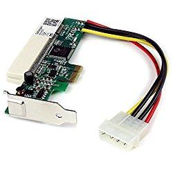 StarTech.com PCI Express to PCI Adapter Card (PEX1PCI1)