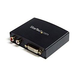 StarTech DVI2HDMIA DVI to HDMI Video Converter with Audio