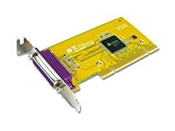 SUNIX 1-port IEEE1284 Parallel Universal PCI Board Model PAR5008A+L