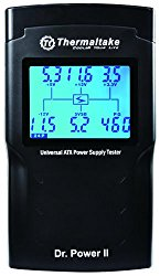 Thermaltake Dr. Power II Automated Power Supply Tester Oversized LCD for All Power Supplies – AC0015