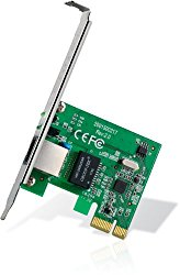 TP-Link Gigabit Ethernet PCI-Express Network Adapter (TG-3468)