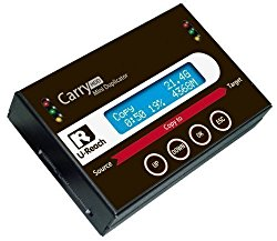 U-Reach Data Solutions PRO118 Portable SATA/IDE Hard Disc Drive (HDD) Duplicator