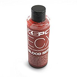 XSPC ECX Ultra Concentrate Coolant, Blood Red