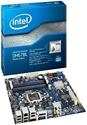 Intel Desktop Board Media Series LGA 1155 DDR 1333 Micro-ATX Form Factor – BOXDH67BLB3