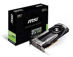 MSI GeForce GTX 1080 Founders Edition (GTX 1080 Founders Edition)