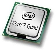 Intel Core 2 Quad Q9550 Processor 2.83GHz 1333MHz 12MB LGA 775 CPU, OEM