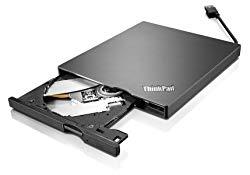 Lenovo Thinkpad Ultraslim (4XA0E97775) Usb 3.0/Usb2.0 Portable Dvd Burner In The Factory Sealed Retail Packaging