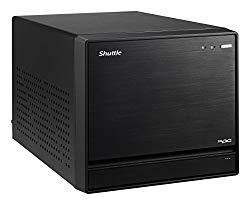 Shuttle XPC Cube SZ270R8, Intel Kabylake/Skylake Z270 LGA1151 i3/i5/i7/Pentium, Triple Display Output, PCI-E x16, PCI-e x4