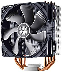 COOLER MASTER Hyper 120mm 4th Generation Bearing CPU Cooler Model RR-212X-20PM-R1