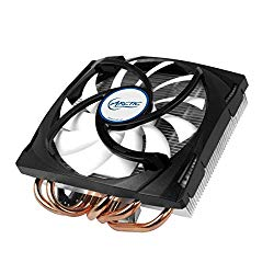 ARCTIC Accelero Mono Plus Graphics Card Cooler – nVidia & AMD, 120mm Efficient PWM Fan, SLI/CrossFire