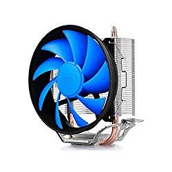 Deepcool Gammaxx 200T 120mm CPU Cooler For Intel LGA1156/1155/1151/1150/775 & AMD Socket FM2/FM1/AM3