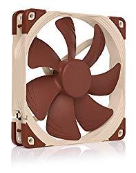 Noctua NF-A14 FLX – 3-Pin Premium Quiet Case Cooling Fan (140mm, Brown)