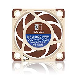 Noctua NF-A4x20 PWM Premium-Quality Quiet 40mm Fan