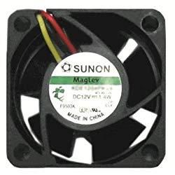 Sunon 40x40x20mm 3 Pin Fan MB40201VX-000U Replacement Fan for Cisco Routers & Switches 891 1811 1803 2811 7301 2950