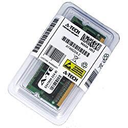 A-Tech 8GB DDR3L 1600MHz SoDimm Module PC3L-12800 Non ECC Unbuffered 1.35V / 1.5V CL11 2Rx8 Dual Rank Laptop Notebook 204-Pin Memory Ram