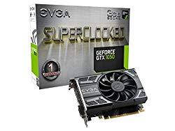 EVGA GeForce GTX 1050 SC Gaming, 3GB GDDR5, DX12 OSD Support (PXOC) Graphics Card 03G-P4-6153-KR