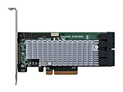 HighPoint RocketRAID 3740A 12Gb/s PCIe 3.0 x8 SAS/SATA RAID Host Bus Adapter