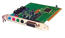 Creative Labs Sound Blaster 16 PCI Sound Card