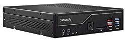 Shuttle XPC Slim DH370 Mini Barebone PC Intel H370 Support 65W Coffee Lake CPU No RAM No HDD/SSD No CPU No OS